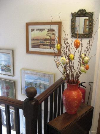 Easedale Lodge: hallway