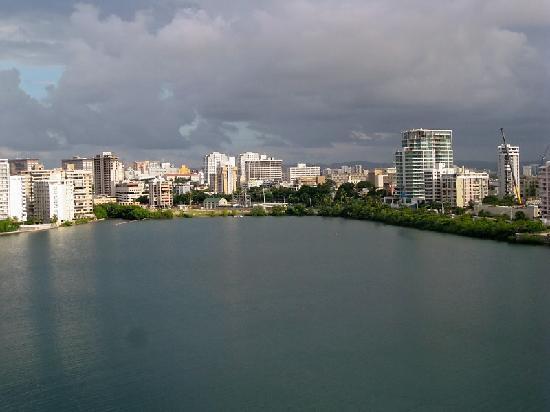 The Condado Plaza Hilton: Bahia View