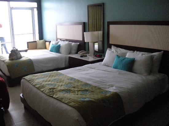 The Condado Plaza Hilton: Bahia view room