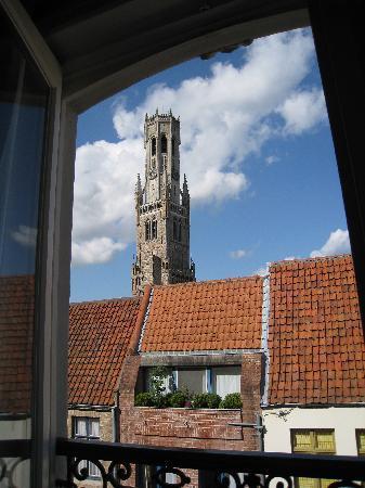 Sint Niklaas B & B: vue de la chambre