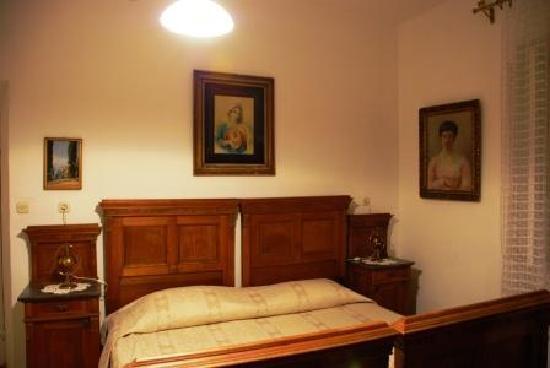 Villa Adriatica: ルーム1のベッド