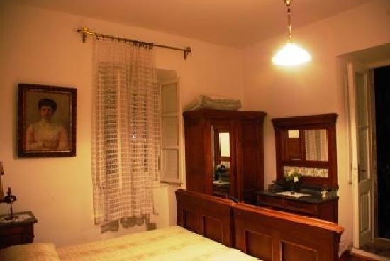 Villa Adriatica : ベッドルーム