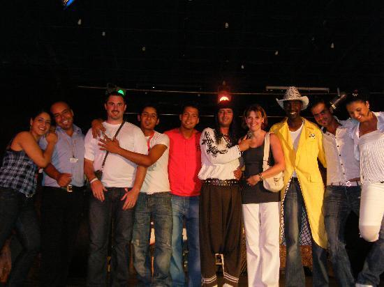 El Mouradi Club Selima : toute  l équipe d animation gros bisous a vous