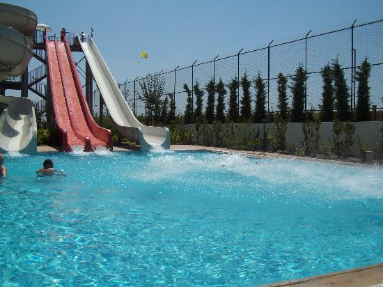 Cornelia Diamond Golf Resort & Spa: waterslide
