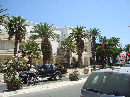 Houda Golf and Beach Club: ville de monastir