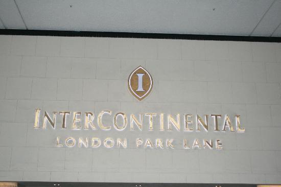 อินเตอร์คอนติเนนตัล ลอนดอน พาร์คเลน ภาพถ่าย