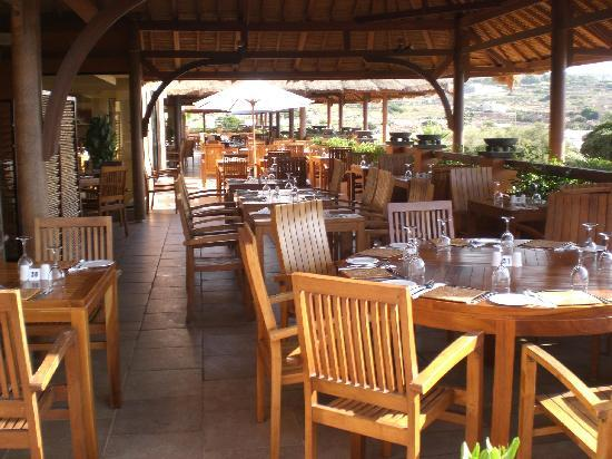 Ramla Bay Resort: dining room