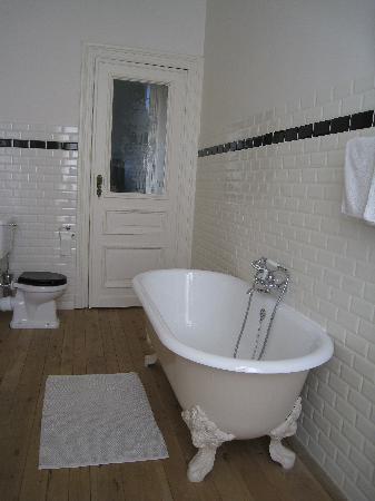 Sweet Brussels: salle de bain