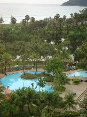 ฮิลตัน ภูเก็ต อาร์คาเดีย รีสอร์ท แอนด์ สปา: piscina