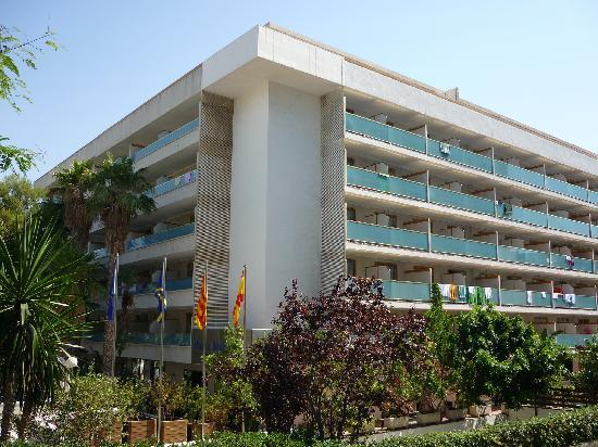 4R Playa Margarita Hotel : vue générale
