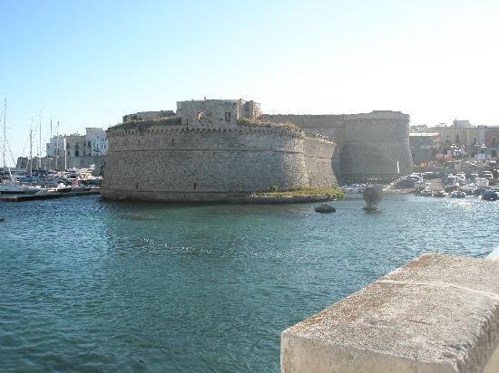 Gallipoli, อิตาลี: Il castello