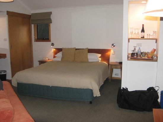 Peppers Cradle Mountain Lodge: bedroom