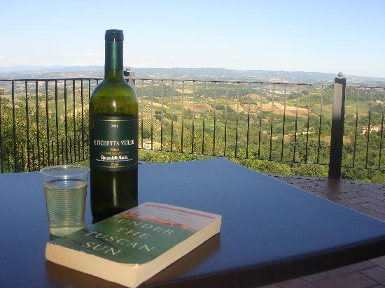 view from the restaurant 2 - picture of hotel bel soggiorno, san ... - Bel Soggiorno San Gimignano Italy 2
