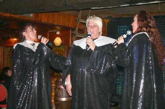 Morgan's Tavern: Sister Act,You Cant Stop The Beat