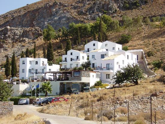 Creta Blue Suites: L'hotel et ses 38 chambres