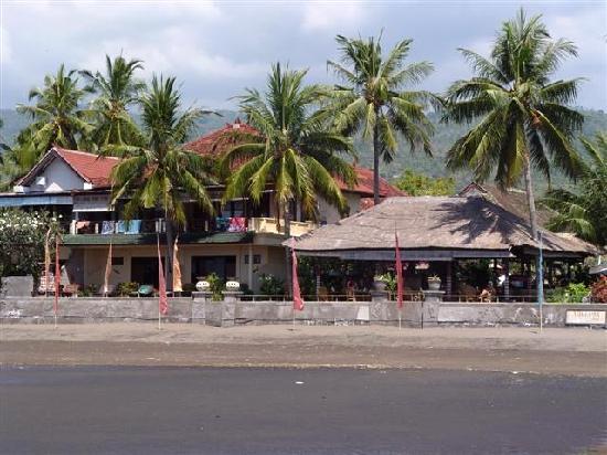 โรงแรมอดิรามาบีช: Adirama Beach Hotel