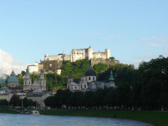 ซาลซ์บูร์ก, ออสเตรีย: salzburg citadel