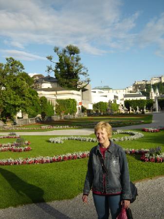 ซาลซ์บูร์ก, ออสเตรีย: mirabell gardens 2