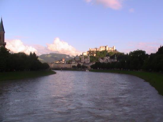 ซาลซ์บูร์ก, ออสเตรีย: panoramic wiew