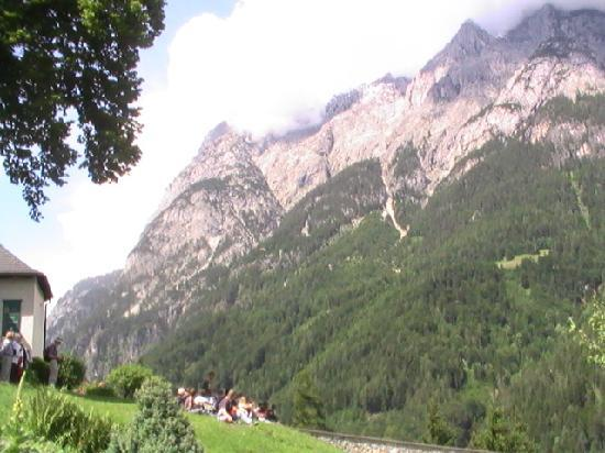 werfen, mountains