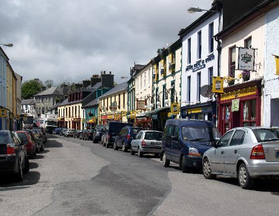 The main street in Schull