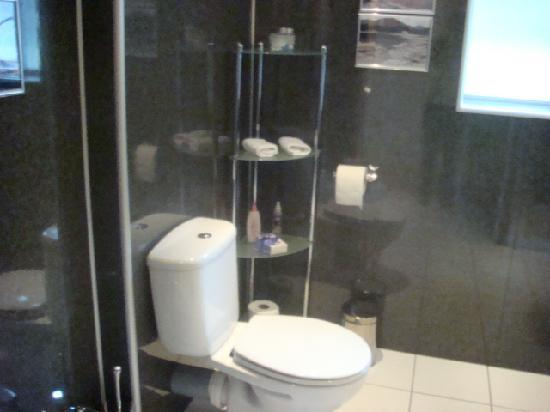 Huntingtower Lodge: Ardgour Room - En-suite