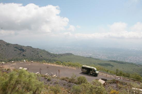 Vesuvio: quota 1050