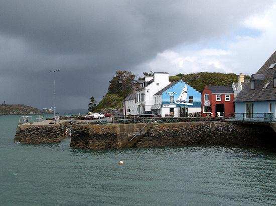 The harbour at Crookhaven