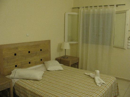 Alonissos Beach Bungalows & Suites Hotel: La camera