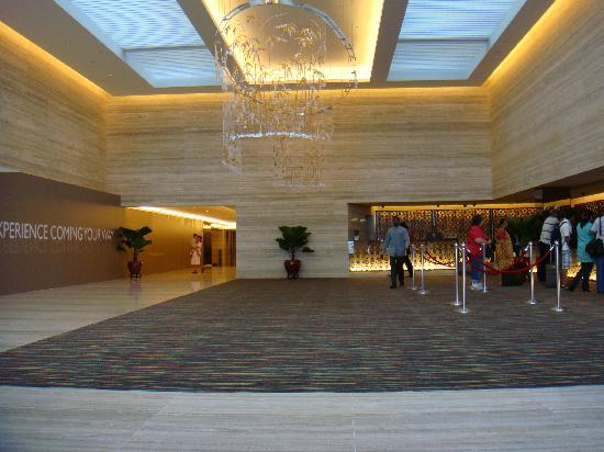 โรงแรมแมนดาริน ออร์ชาร์ด: Lobby on Level 5