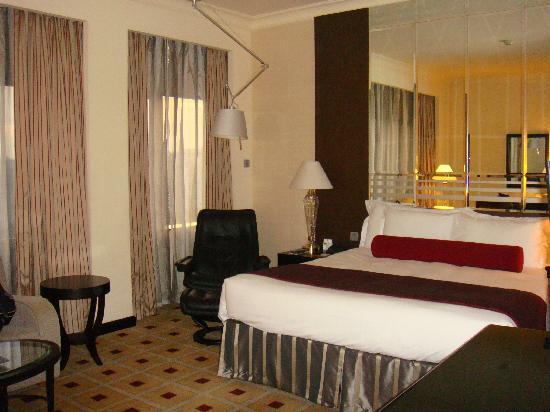 โรงแรมแมนดาริน ออร์ชาร์ด: Club Room 2207