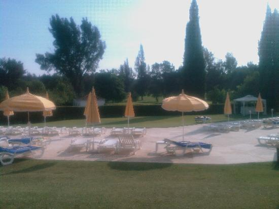 Penina Hotel & Golf Resort: terrasse