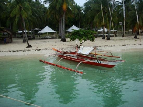 เปอร์โตพรินเซสา, ฟิลิปปินส์: Honda Bay