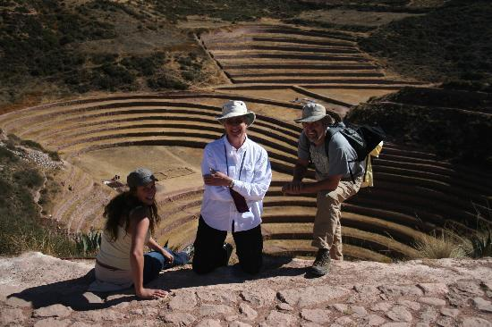 Cusco for You Salineras Ranch: The Incan agricultural experiment area at Moray