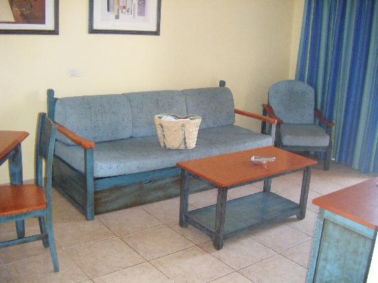 Granada Park Apartments: Apartment