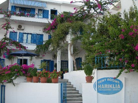 Hotel Hariklia: foto hotel