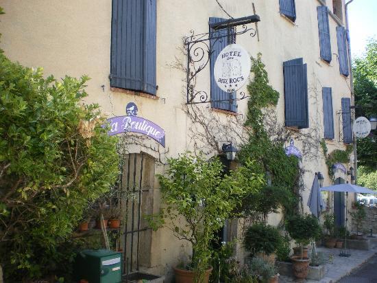 Hotel Restaurant des Deux Rocs: L'hotel