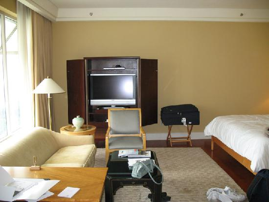 โรงแรม เดอะ ริทซ์ คาร์ลตัน มิลเลเนีย สิงคโปร์: Standard room