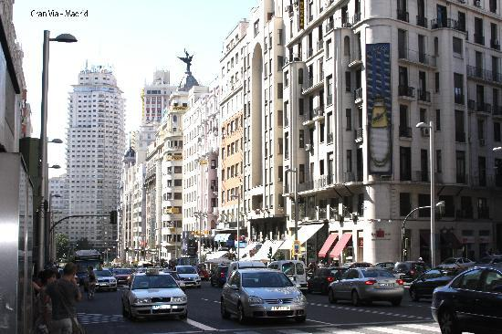 Hotel Arosa: The Gran Via
