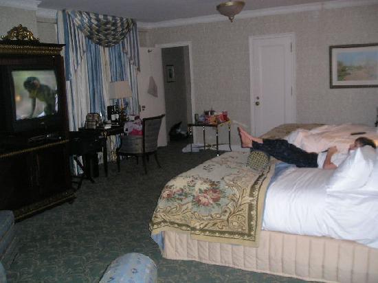 เดอะปาล์มเมอร์เฮาส์ฮิลตั้น: 2 Bathroom Executive Room 23rd FLoor
