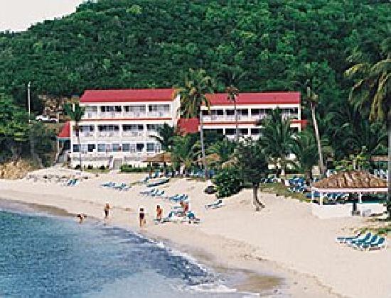 Bluebeard's Beach Club and Villas: Limetree Beach
