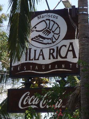 Villa Rica Mocambo: Mariscos Villa Rica, Veracruz, Mexico