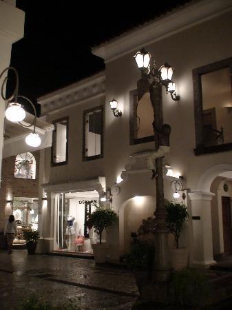 Hotel Ville La Plage: shopping en buzios