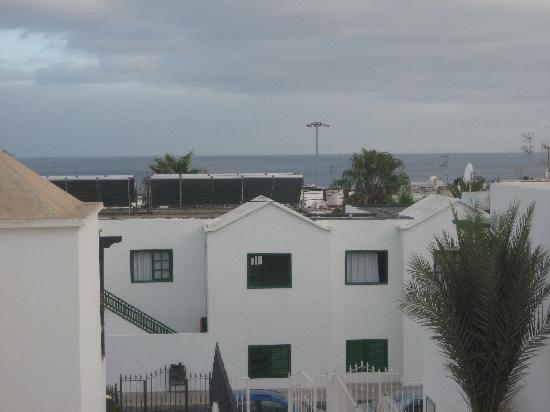 Elena Apartments: vista dal terrazzo