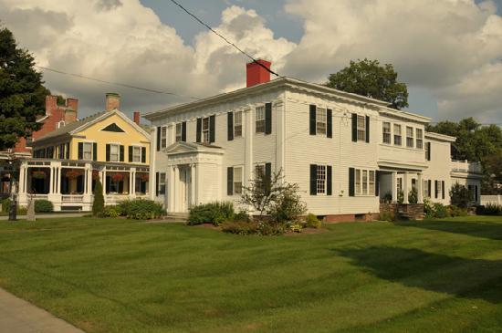 The Inn at Montpelier: White House