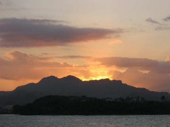 Iberostar Costa Dorada: sunset