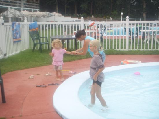 Green Harbor Waterfront Lodging: baby pool