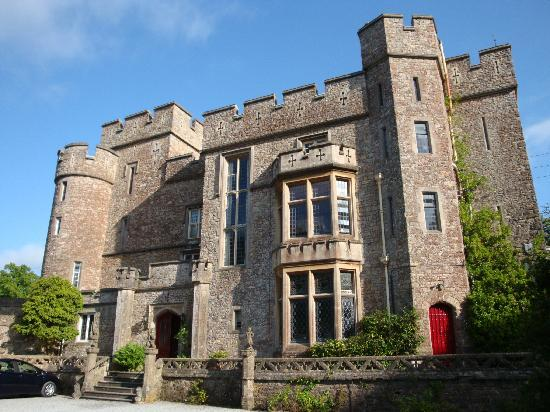 Banwell Castle: Castle