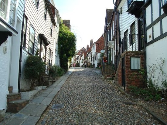 Rye old town