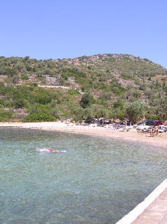 Omirikon Hotel: Loutsa Beach